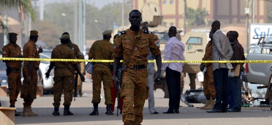 """""""Burkina Faso ordusu bir askeri operasyon sırasında onlarca sivili infaz etti"""""""