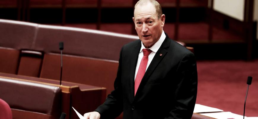 Avustralyalı senatör: Ölenler masum değildi, İslam faşizmin dini bir yönüdür