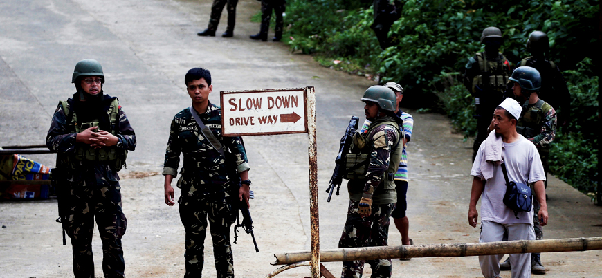 Filipinler ordusundan 'IŞİD' açıklaması