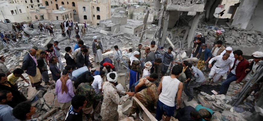 ABD: Yemenlileri önemsiyorsanız Suudi Arabistan'ı destekleyin
