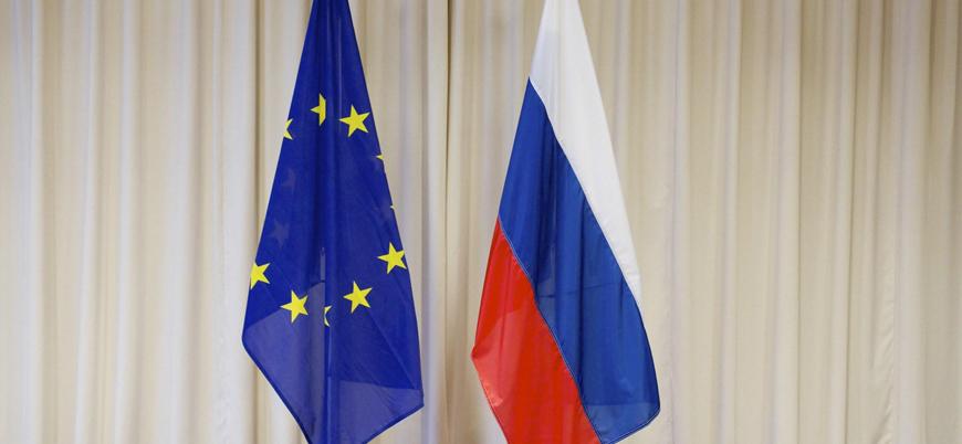 Rusya'dan AB'nin yaptırımlarına tepki: Karşılıksız kalmayacak