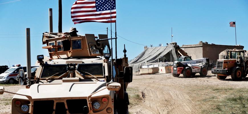 ABD iddiaları yalanladı: Suriye'de bin asker kalacağı doğru değil