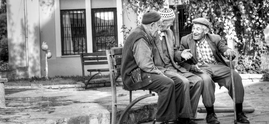 Türkiye'de yaşlı nüfusu artıyor