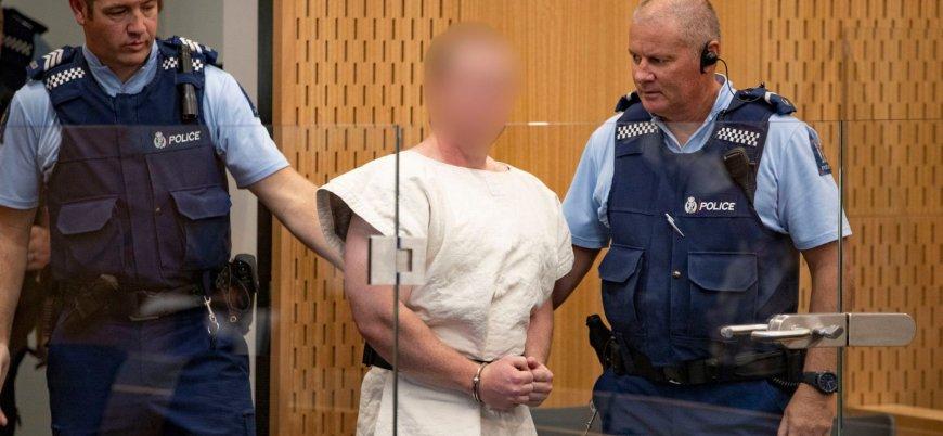 Avukatını azletti: Yeni Zelanda saldırganı savunmasını kendi yapmak istiyor