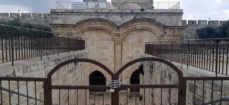 İsrail'den Rahmet Kapısı'nı kapatma kararı