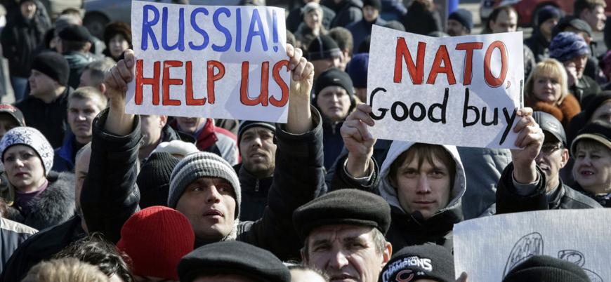 Rusya tarafından ilhakın 5'inci yılında Putin'den Kırım'a ziyaret