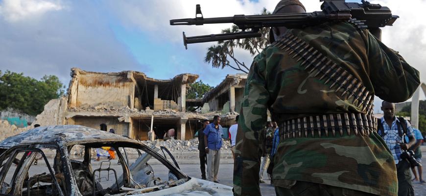 ABD'nin Somali'de Eş Şebab'a yönelik hava saldırıları katlanarak artıyor
