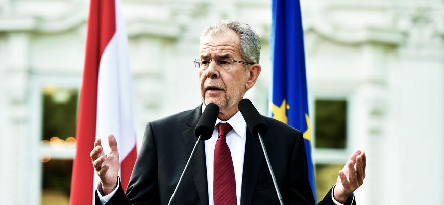 Avusturya Cumhurbaşkanı: Trump çok ileri gitti