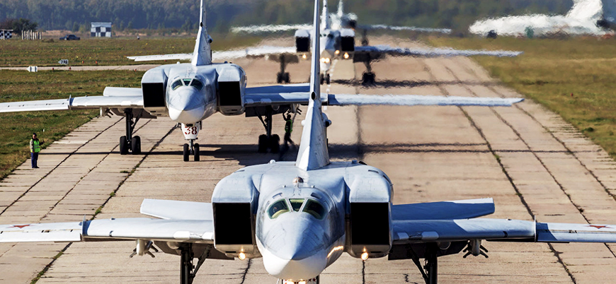 Rusya Kırım'a nükleer kapasiteli uçaklar konuşlandıracak