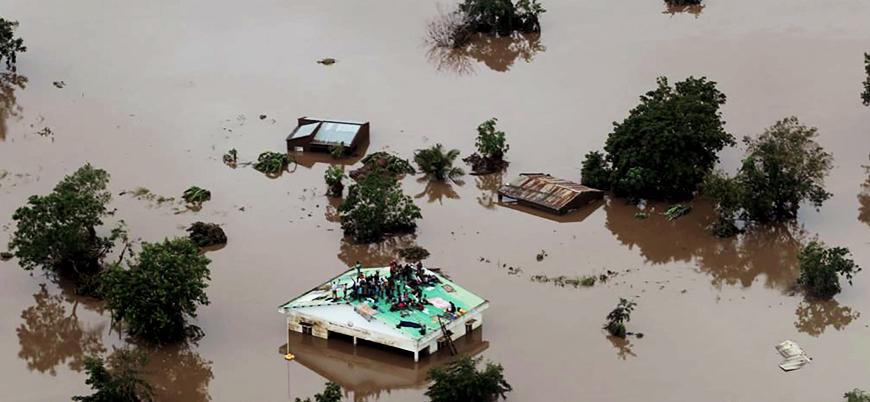 Mozambik'te sel felaketi: Binden fazla insan ölmüş olabilir