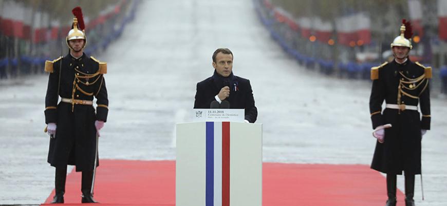 Fransa'da Sarı Yelekliler gösterilerine kısmi yasak geliyor