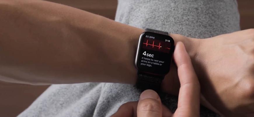 Apple Watch düzensiz kalp ritmi tespitinde sınıfı geçti