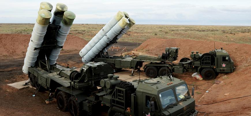ABD Türkiye'ye S-400 yaptırımını inceliyor