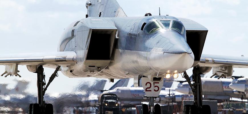 Rusya'dan Kırım yalanlaması: Bombardıman uçakları konuşlandırılmadı
