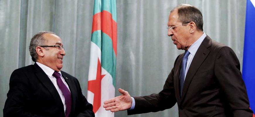 Rusya'dan Cezayir'e: Yeni hükümet planlarını destekliyoruz