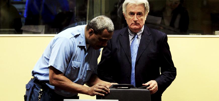"""""""Bosna Kasabı"""" Karadzic'in temyiz kararı bugün açıklanacak"""