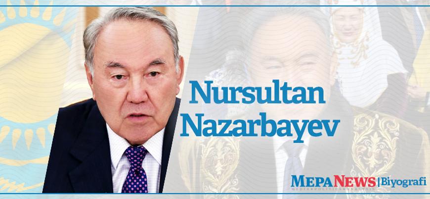 Nursultan Nazarbayev kimdir?
