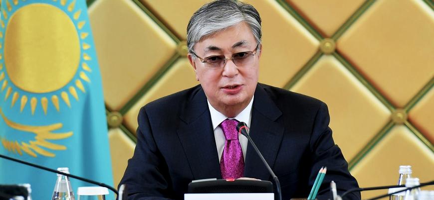 Kazakistan'ın yeni Devlet Başkanı Tokayev: Başkentin adı Nursultan olsun