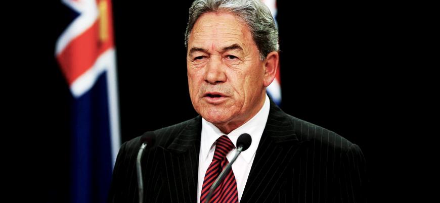 Yeni Zelanda Dışişleri Bakanı Peters 'yüzleşmek' için Türkiye'ye gelecek