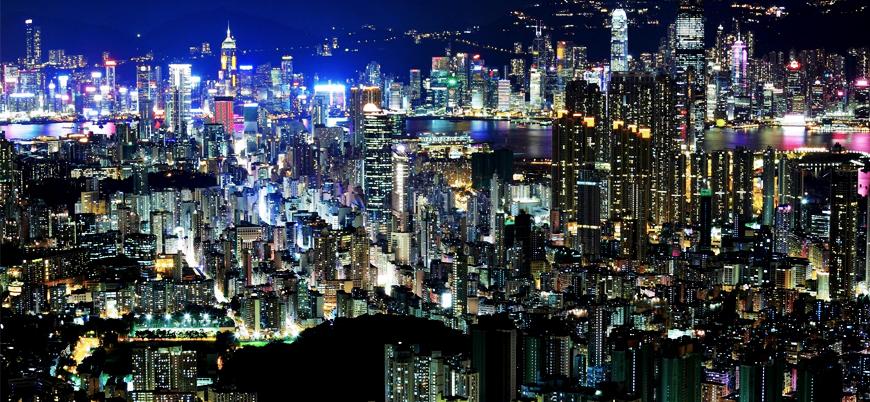 Hong Kong'ta bina inşa edilecek yer kalmadı: Ada kurulması gündemde