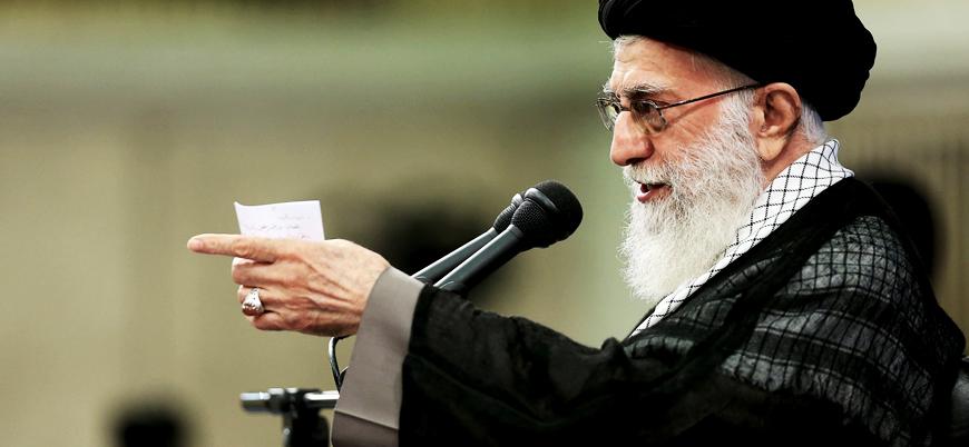 Hamaney'e 'diktatör' diyen muhalife ceza: Hayatını okuyup aynı şekilde yazacak
