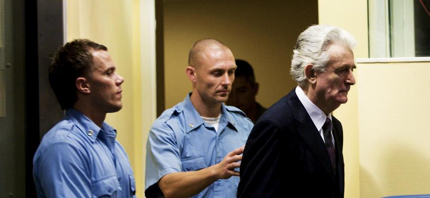 Temyiz sonrası 'Bosna Kasabı' Karadzic'in cezası açıklandı