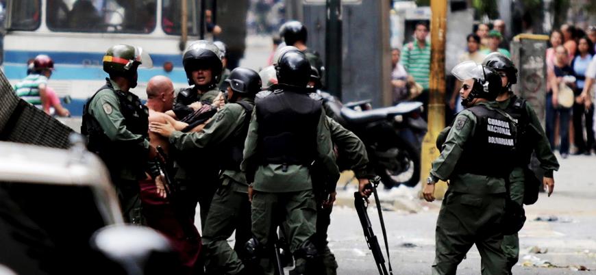 BM: Güvenlik güçleri Venezuela'da 37 kişiyi öldürdü