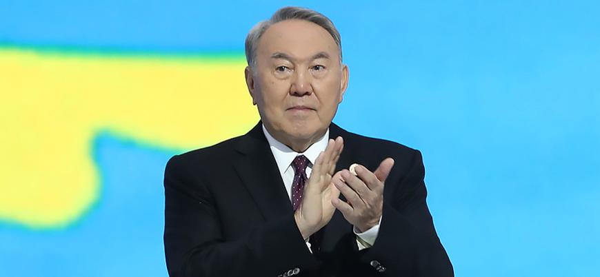 İstifa eden Nazarbayev Kazakistan'da halen 'en üst düzey yetkili'