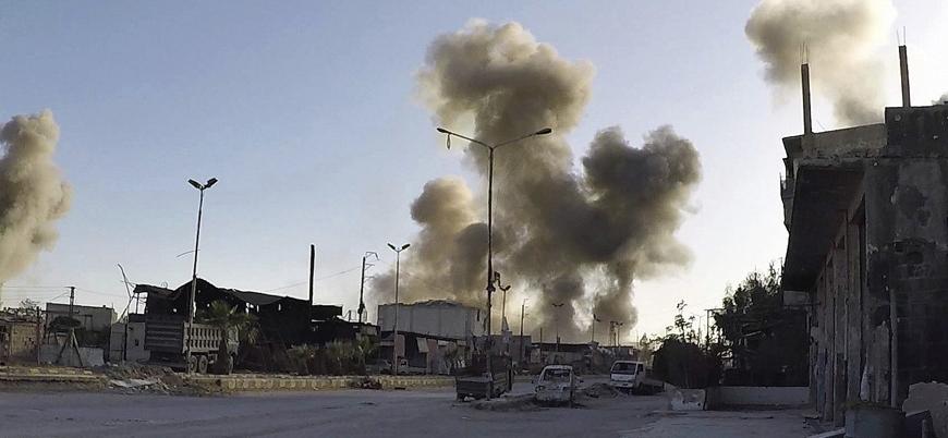 Fransa: İhtiyaç duyulursa Esed'e yine saldırırız
