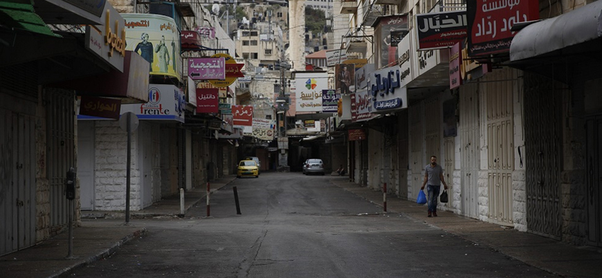 İsrail askerinin bir Filistinliyi öldürmesi sonrası Batı Şeria'da genel grev gidildi