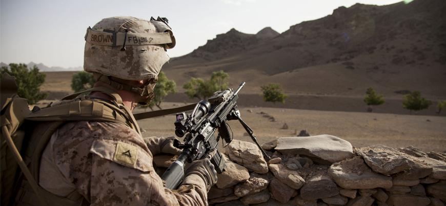 Afganistan'da 2 ABD askeri öldü