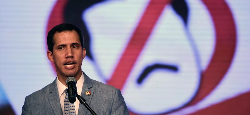 Guaido: ABD müdahalesi dahil tüm seçenekleri değerlendirebilirim