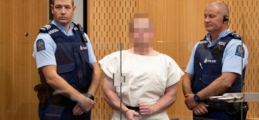 """""""Yeni Zelanda saldırganı ömrünün geri kalanını tek kişilik bir hücrede geçirecek"""""""