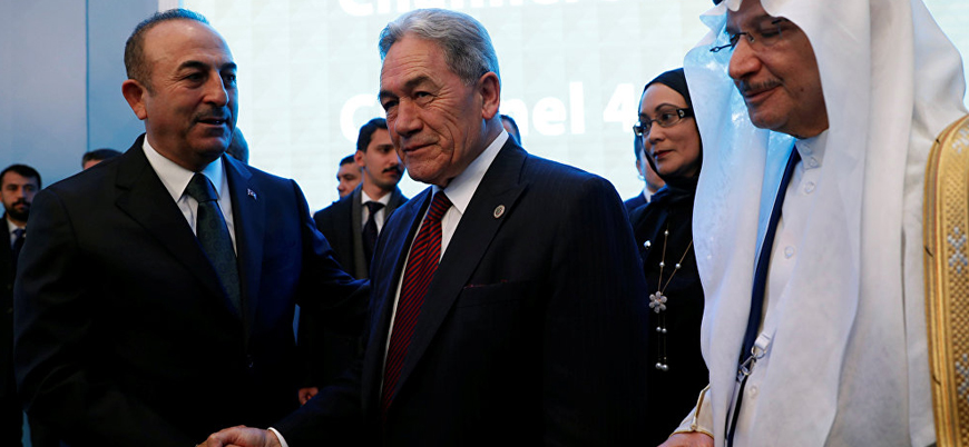 Erdoğan'a tepki gösteren Yeni Zelanda Bakanı Türkiye'de
