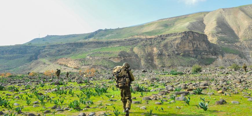 ABD ile İsrail arasında 'Golan Tepeleri' gerilimi