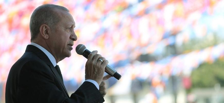 Erdoğan: Seçimde ortaya çıkacak bir açıklıkta ülkemizle hesabı olanlara gün doğar