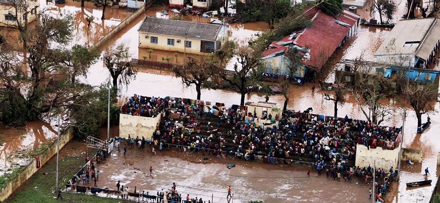 Idai Kasırgası 1.7 milyon insanı etkiledi: Bulaşıcı hastalıklar yayılabilir