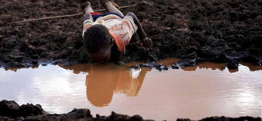 UNICEF: Çocukların kirli sudan ölme riski savaşta ölme riskinden 3 kat daha fazla