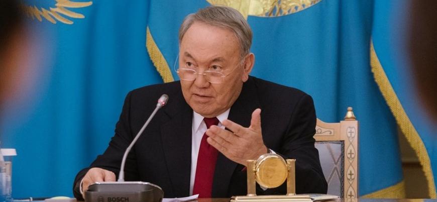Astana şehrinin adı artık resmi olarak 'Nursultan'