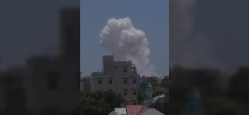 Eş Şebab'dan Somali'nin başkenti Mogadişu'da bombalı saldırı