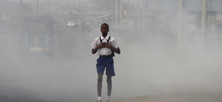Hava kirliliği küresel hastalıklara neden olan en büyük tehdit