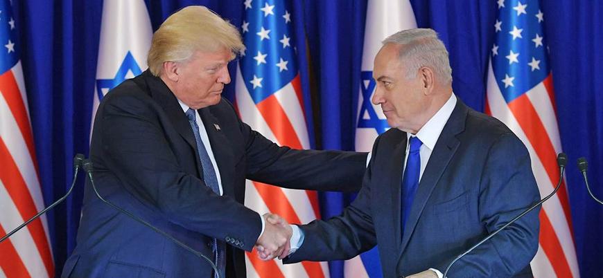 Netanyahu'dan Trump'a Golan Tepeleri teşekkürü