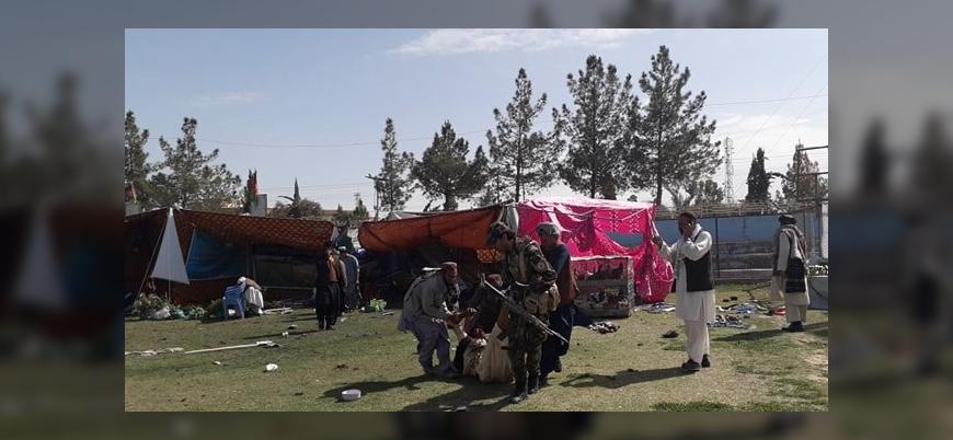 Afganistan'ın güneyinde Kabil hükümeti yetkililerine bombalı saldırı