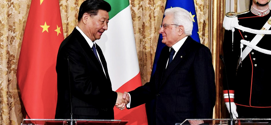 Çin'in İpek Yolu projesi AB'de karşılık buluyor: İlk destek İtalya'dan