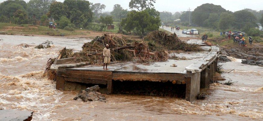 Afrika'daki kasırga felaketinde ölü sayısı 700'ü aştı