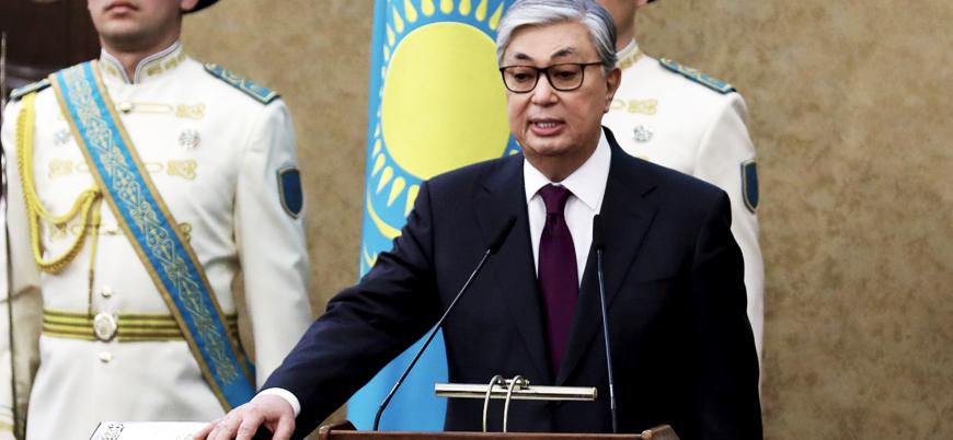 Trump'tan Kazakistan'ın yeni devlet başkanına tebrik