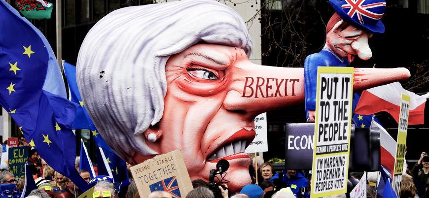 İngiltere Başbakanı May'in koltuğu sallanıyor: 'Devrilmeye çalışılıyor'