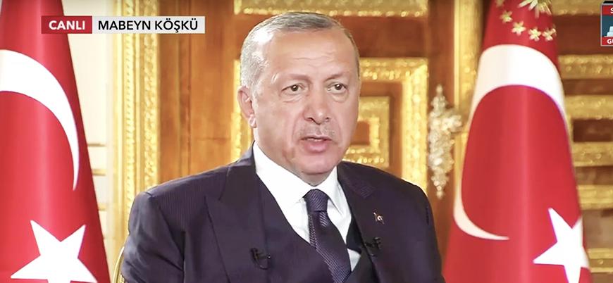 Erdoğan: Ayasofya'yı müze statüsünden çıkarıp adını Ayasofya Cami yaparız