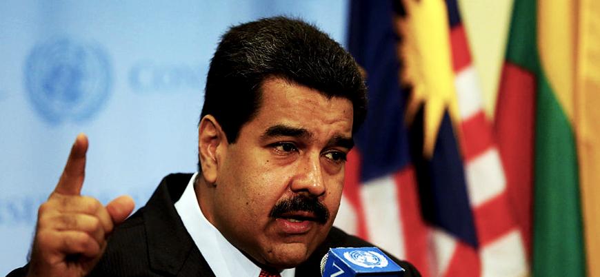 Maduro'dan muhalefete suikast suçlaması: Öldürülmem için plan yapılıyor