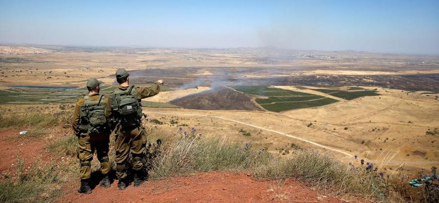 Türkiye Golan Tepeleri konusunu BM'ye götürecek